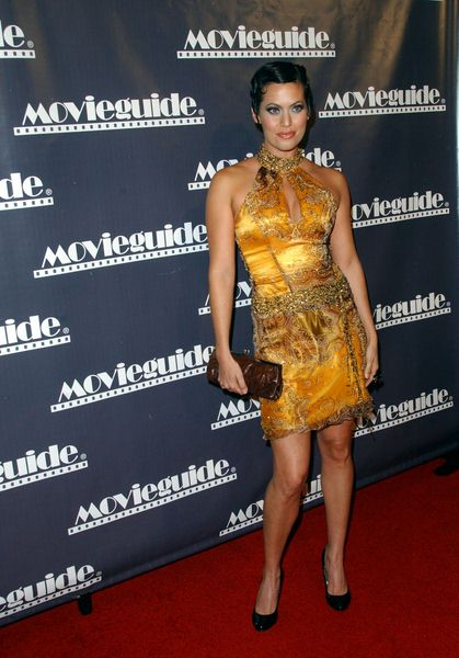 Cindy Iglesias at 17th Annual Movieguide Awards Gala at The Beverly Hilton Hotel, Beverly Hills, CA. USA