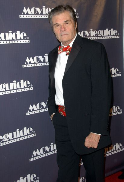 Fred Willard at 17th Annual Movieguide Awards Gala at The Beverly Hilton Hotel, Beverly Hills, CA. USA