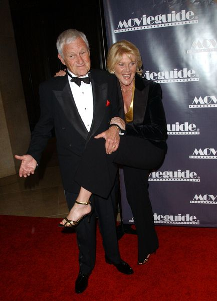 Orson Bean, Alley Mills at 17th Annual Movieguide Awards Gala at The Beverly Hilton Hotel, Beverly Hills, CA. USA