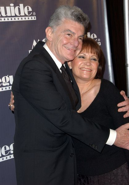 Richard Benjamin, Adriana Barraza at 17th Annual Movieguide Awards Gala at The Beverly Hilton Hotel, Beverly Hills, CA. USA