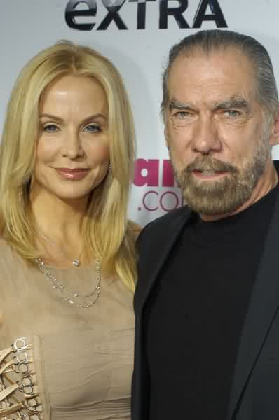 John Paul DeJoria, Eloise Broady (wife) at 1st Annual 'A Night to Make a Difference' Post Oscar Party Hosted by Leeza Gibbons - Mr. Chow Beverly Hills, Beverly Hills, CA, USA