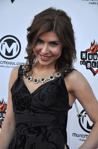 Angelica at 1st Annual MusicMogul Music Competition Hosted by Jason Kennedy at the House of Blues in Hollywood, CA, USA