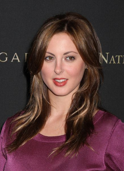 Eva Amurri at 2008 National Board of Review of Motion Pictures Awards Gala - Cipriani's, New York City, NY, USA