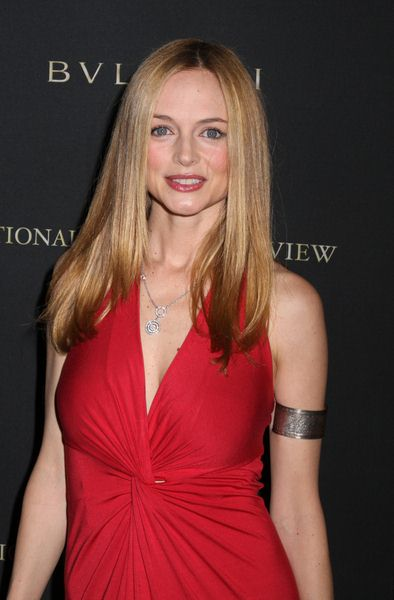 Heather Graham at 2008 National Board of Review of Motion Pictures Awards Gala - Cipriani's, New York City, NY, USA