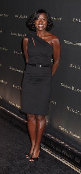 Viola Davis at 2008 National Board of Review of Motion Pictures Awards Gala - Cipriani's, New York City, NY, USA