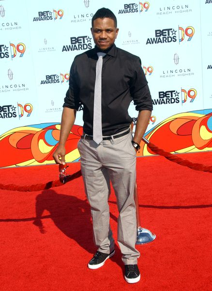 Hosea Chanchez at 2009 BET Awards - Arrivals - The Shrine Auditorium, Los Angeles, CA. USA
