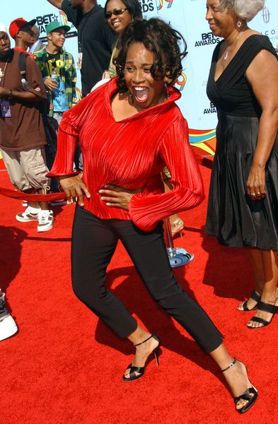 Jennifer Lewis at 2009 BET Awards - Arrivals - The Shrine Auditorium, Los Angeles, CA. USA