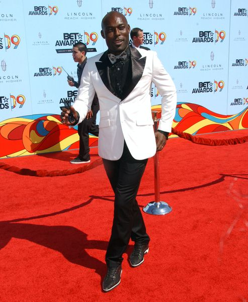 Jimmy Jean Louis at 2009 BET Awards - Arrivals - The Shrine Auditorium, Los Angeles, CA. USA