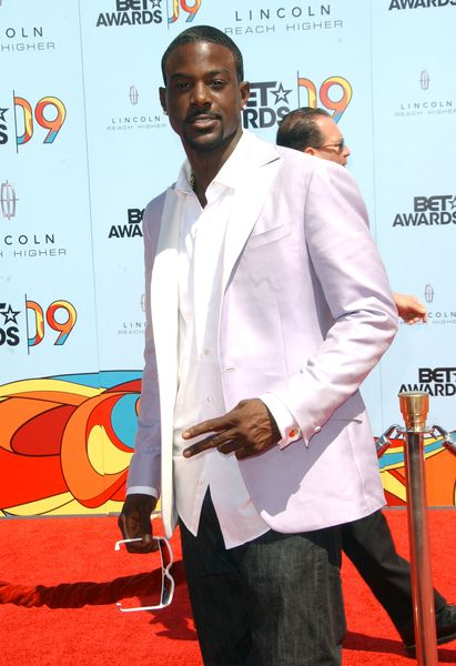 Lance Gross at 2009 BET Awards - Arrivals - The Shrine Auditorium, Los Angeles, CA. USA