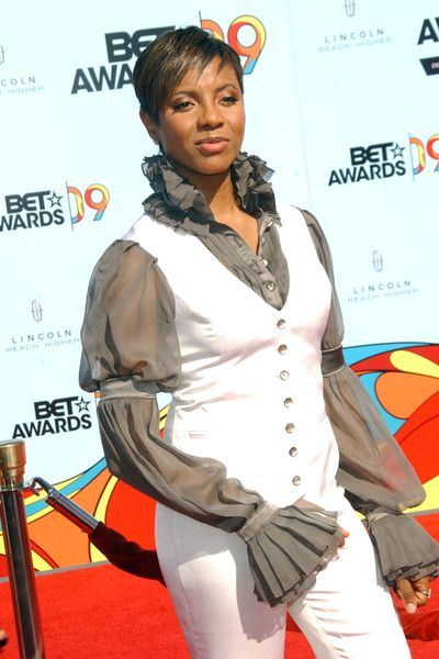 MC Lyte at 2009 BET Awards - Arrivals - The Shrine Auditorium, Los Angeles, CA. USA