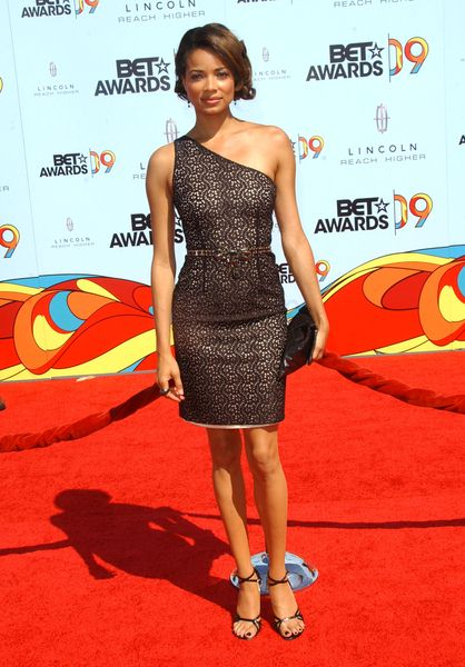 Rochelle Aytes at 2009 BET Awards - Arrivals - The Shrine Auditorium, Los Angeles, CA. USA