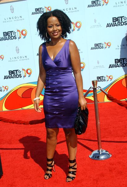 Tempest Beldsoe at 2009 BET Awards - Arrivals - The Shrine Auditorium, Los Angeles, CA. USA