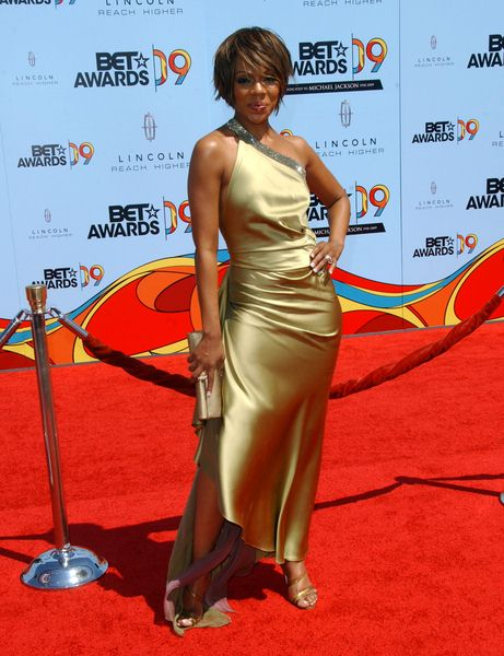 Wendy Raquel Robinson at 2009 BET Awards - Arrivals - The Shrine Auditorium, Los Angeles, CA. USA