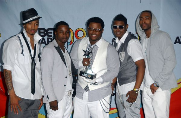 Day 26 at 2009 BET Awards - Press Room -  The Shrine Auditorium, Los Angeles, CA. USA