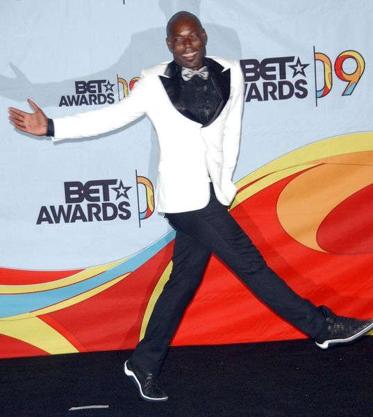 Jimmy Jean Louis at 2009 BET Awards - Press Room -  The Shrine Auditorium, Los Angeles, CA. USA