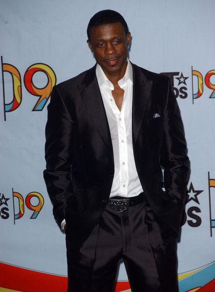 Keith Sweat at 2009 BET Awards - Press Room -  The Shrine Auditorium, Los Angeles, CA. USA