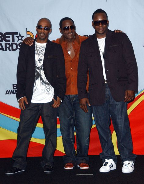 New Edition at 2009 BET Awards - Press Room -  The Shrine Auditorium, Los Angeles, CA. USA