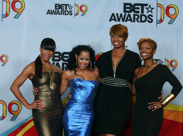 The Real Housewives Of Atlanta at 2009 BET Awards - Press Room -  The Shrine Auditorium, Los Angeles, CA. USA