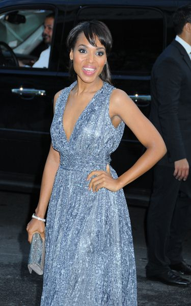 Kerry Washington at 2009 CFDA Fashion Awards at Alice Tully Hall, Lincoln Center, New York City, NY, USA
