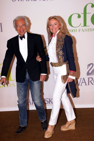Ralph Lauren at 2009 CFDA Fashion Awards at Alice Tully Hall, Lincoln Center, New York City, NY, USA