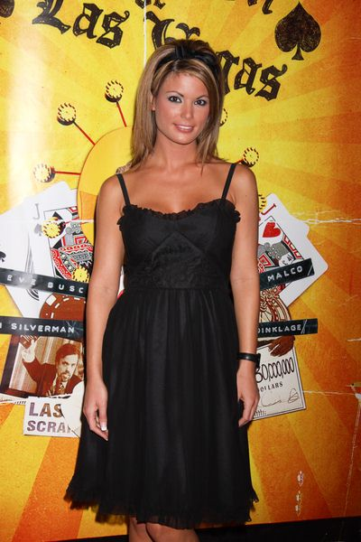 Laura Croft (Playmate of the Month July 2008 issue of Playboy) at 2009 CineVegas Film Festival - Opening Night - 'Saint John of Las Vegas' Premiere - Planet Hollywood Resort and Casino, Las Vegas, NV, USA