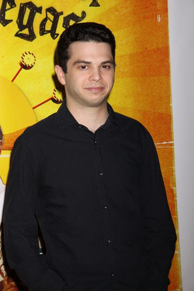 Samm Levine at 2009 CineVegas Film Festival - Opening Night - 'Saint John of Las Vegas' Premiere - Planet Hollywood Resort and Casino, Las Vegas, NV, USA