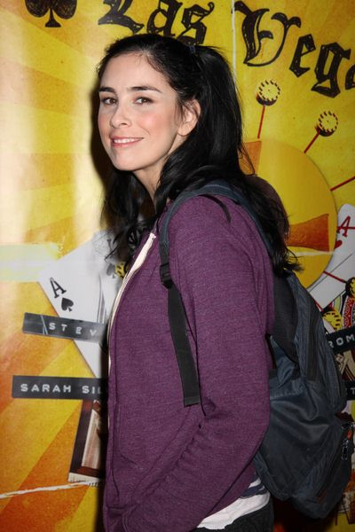 Sarah Silverman at 2009 CineVegas Film Festival - Opening Night - 'Saint John of Las Vegas' Premiere - Planet Hollywood Resort and Casino, Las Vegas, NV, USA