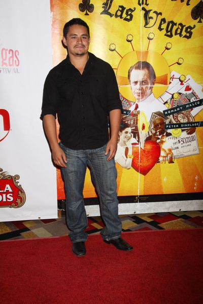 Jesse Garcia at 2009 CineVegas Film Festival - Opening Night - 'Saint John of Las Vegas' Premiere - Planet Hollywood Resort and Casino, Las Vegas, NV, USA