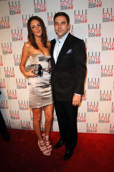David Walliams at 2009 Elle Style Awards - Big Sky Studios, London, UK