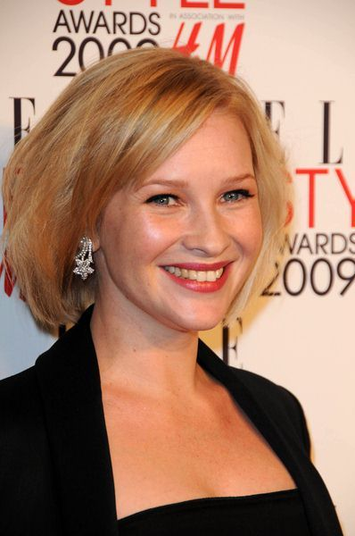 Joanna Page at 2009 Elle Style Awards - Big Sky Studios, London, UK