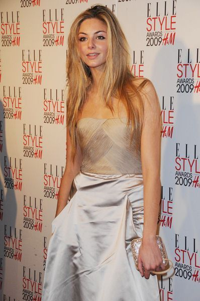 Tamsin Egerton at 2009 Elle Style Awards - Big Sky Studios, London, UK