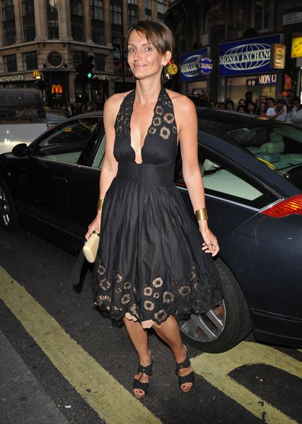 Saffron Aldridge at 2009 'Hoping's Got Talent' - Cafe De Paris, Leicester Square, London, UK