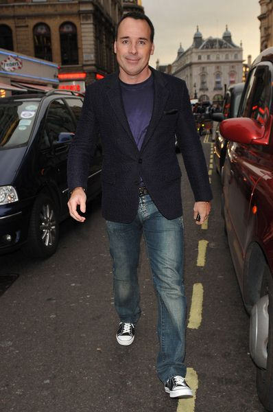 David Furnish at 2009 'Hoping's Got Talent' - Cafe De Paris, Leicester Square, London, UK