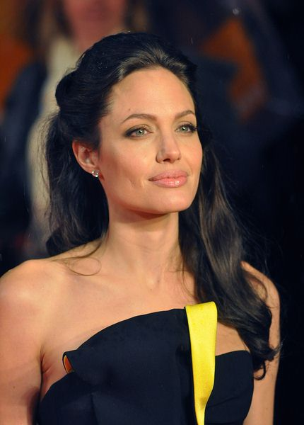 Angelina Jolie at 2009 Orange British Academy of Film and Television Arts (BAFTA) Awards - Royal Opera House in Covent Garden, London, UK