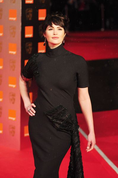 Gemma Arterton at 2009 Orange British Academy of Film and Television Arts (BAFTA) Awards - Royal Opera House in Covent Garden, London, UK