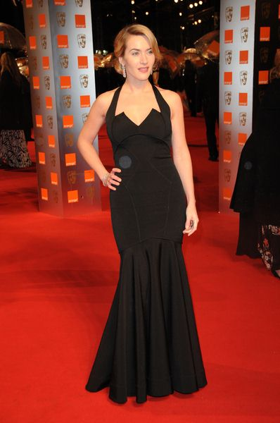 Kate Winslet at 2009 Orange British Academy of Film and Television Arts (BAFTA) Awards - Royal Opera House in Covent Garden, London, UK