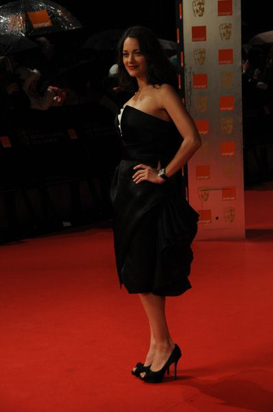Marion Cotillard at 2009 Orange British Academy of Film and Television Arts (BAFTA) Awards - Royal Opera House in Covent Garden, London, UK