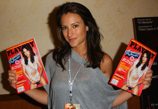 America Olivo at 2009 Summer Hollywood Show - day 1 - Burbank Airport Marriott Hotel, Burbank, CA. USA
