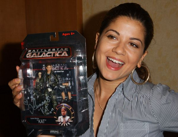 Luciana Carro at 2009 Summer Hollywood Show - day 1 - Burbank Airport Marriott Hotel, Burbank, CA. USA