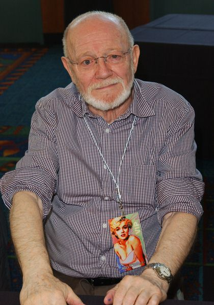William Morgan Sheppard at 2009 Summer Hollywood Show - day 1 - Burbank Airport Marriott Hotel, Burbank, CA. USA