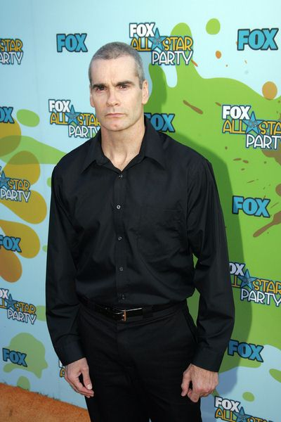 Henry Rollins at 2009 TCA Summer Tour - Fox All-Star Party - Arrivals - The Langham Resort, Pasadena, CA, USA