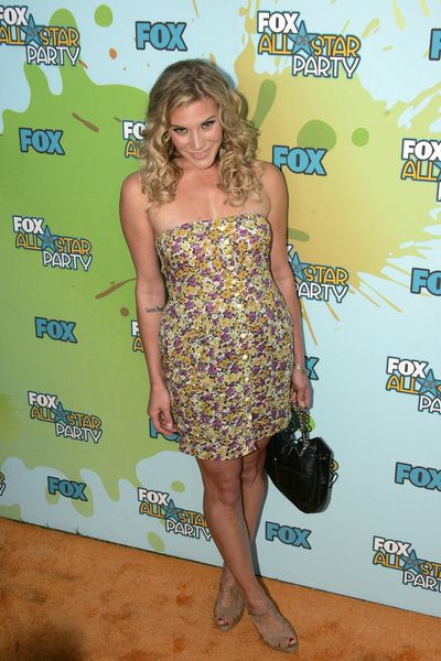 Katee Sackoff at 2009 TCA Summer Tour - Fox All-Star Party - Arrivals - The Langham Resort, Pasadena, CA, USA