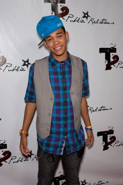Roshon Fegan at 2009 Teen Choice Awards Pre-Party - Arrivals - Level 3, Hollywood, CA, USA