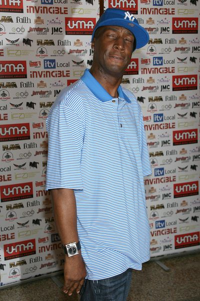 Grandmaster Flash at 2009 Urban Music Awards - Arrivals at Hammerstein Ballroom, 311 West 34th Street, New York City, NY, USA