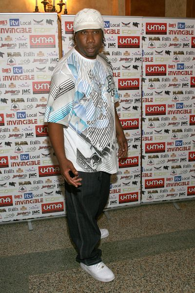KRS (Kool Rock Ski) at 2009 Urban Music Awards - Arrivals at Hammerstein Ballroom, 311 West 34th Street, New York City, NY, USA