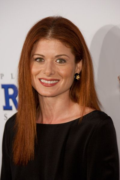 Debra Messing at 20th Annual Producers Guild Awards at The Hollywood Palladium, Los Angeles, CA USA