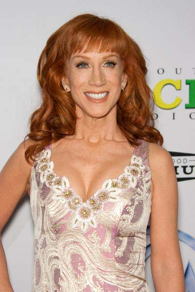 Kathy Griffin at 20th Annual Producers Guild Awards at The Hollywood Palladium, Los Angeles, CA USA