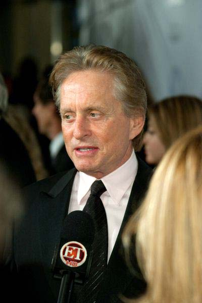 Michael Douglas at 20th Annual Producers Guild Awards at The Hollywood Palladium, Los Angeles, CA USA