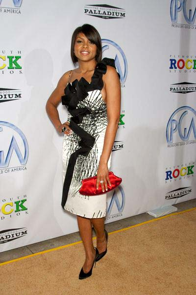Taraji P. Henson at 20th Annual Producers Guild Awards at The Hollywood Palladium, Los Angeles, CA USA