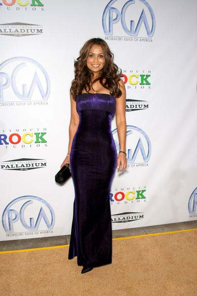 Tracey Edmonds at 20th Annual Producers Guild Awards at The Hollywood Palladium, Los Angeles, CA USA